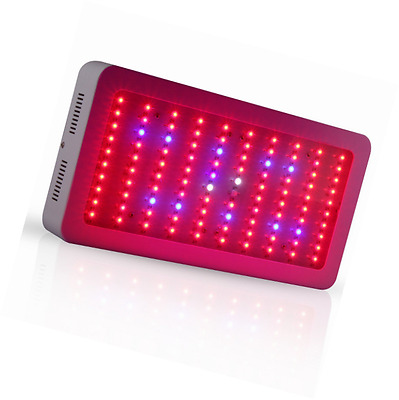 Roleadro 300w LED Grow Light Full Spectrum for Indoor Greenhouse Plants Flower G