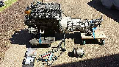 2002 HSV VY clubsport R8 ls1+t56+extras - conversion parts