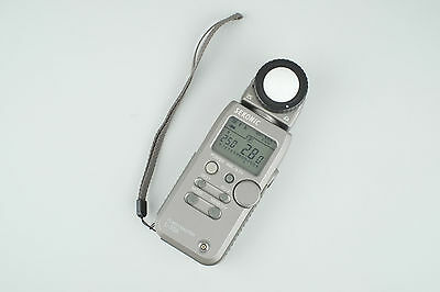 Sekonic L-358 Flash Master Light Meter & Case + Free UK Postage
