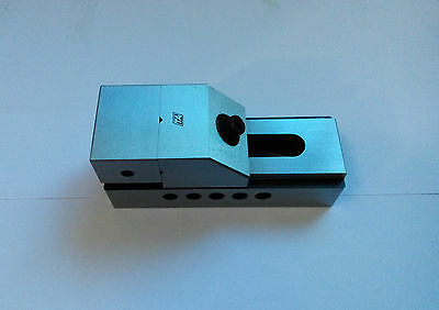 "1-2/5"" Precision Grinding Toolmaker Screwless Vise"
