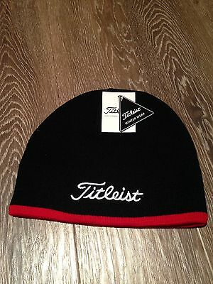 Titleist winter golf hat, Brand New With Tags.