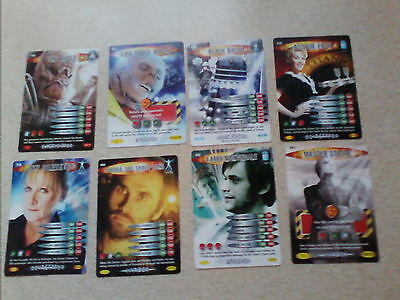 Doctor Who Battles in Time Cards Collection set 9