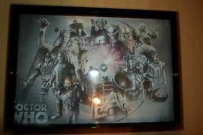 Doctor Who  The Aliens Framed Prints