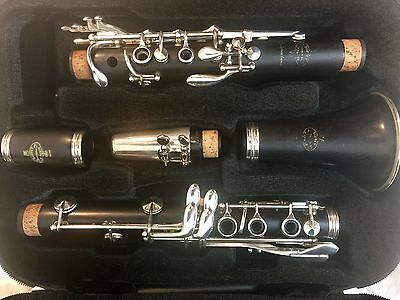 Beautiful Buffet International C13 Wood Clarinet !!! Plays Great! New Pads
