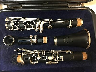 Beautiful Selmer 100 Signet Wood Bb Clarinet!  NICE !!!  Free US ship! New Pads