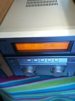 Sony STR-NX1 FM,Stereo,AM Receiver With Speakers