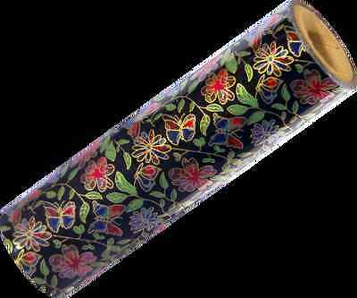 Craft Dragon M Press TODO hot foil printing 5 pack Fantasy Floral and Lace 64p/m