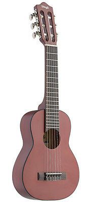 Ukulele-size classical guitar with maple top