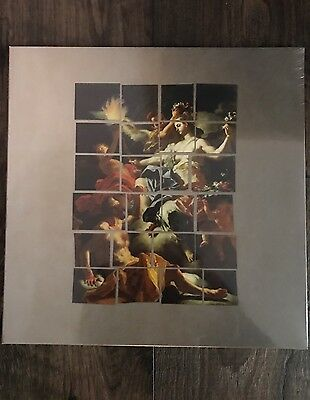 Luxury Trophies Vinyl, Poster Tooth And Nail Records Starflyer 59 Pedro The Lion