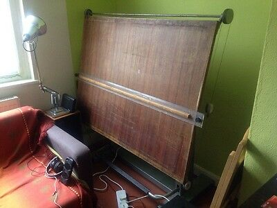 Leonar NEOLT Drafting Table / Artists/Architects Drawing Board VINTAGE