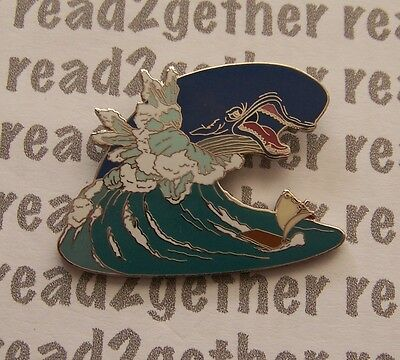 Disney Pin WDCC Monstro the Whale from Pinocchio