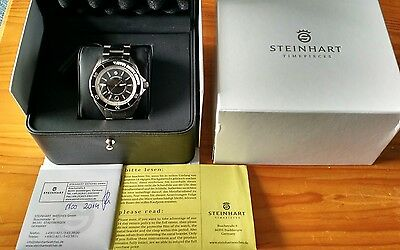 Steinhart Ocean Two Swiss Automatic Divers Watch