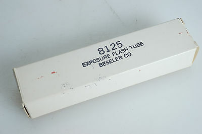 NOS Beseler 45a Enlarger Head Replacement Exposure Flash Tube 8125
