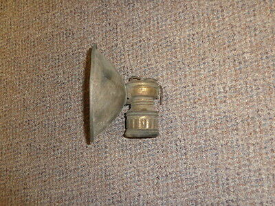 Guy's Dropper  Carbide Coal Mining Miner Helmet Lamp Light Lantern