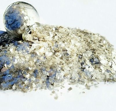 """4 Cups!!  Vintage Style All Natural Mica, 1/8""""  Mica Flakes"""