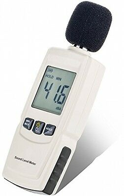 Decibel Meter Digital Hand-held Multi-function /Sound Level Reader With Mini Is