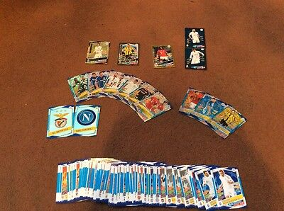 Match Attax Champions League 74 Cards Including Rare Cards
