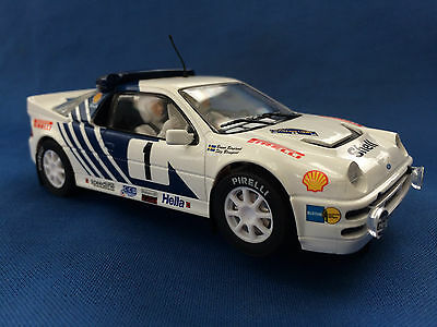 SCALEXTRIC DPR C3493 FORD RS200 No 1  FRONT/REAR LIGHTS 1:32 UNBOXED NEW