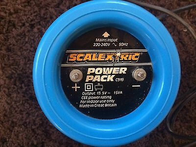 Scalextric Classic Power Pack Supply C919 Transformer