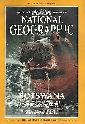 Mint Condition: National Geographic Magazine December 1990 Vol. 178 No. 6
