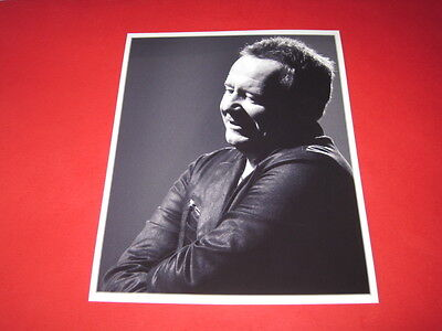 SIMPLE MINDS JIM KERR  10x8  inch lab-printed photo P/8841