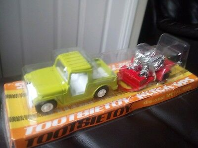 Tootsietoy hitch ups pick up and scooters