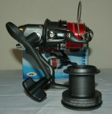 Beachmaster 5000FD Front Drag Fishing Reel NGT