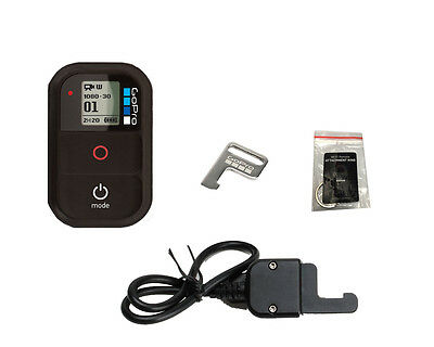 Genuine GoPro Wi-Fi Remote Control Kit for GoPro HERO3+.