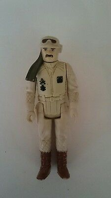 star wars vintage figure Hoth Rebel