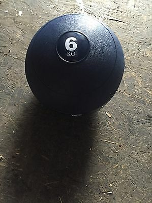 Set of no Bounce Slam Ball Weight Lift MMA Boxing Crossfit Fitness Gym Training