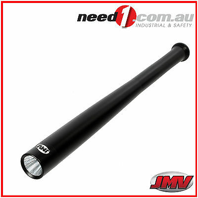 JMV TORCH BASEBALL BAT 44cm 3 DIFFERENT LIGHT MODES HIGH,LOW AND FLASHING