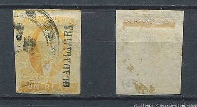 Mexico : Scott # 2 / Michel # 2 I a from 1856 - used