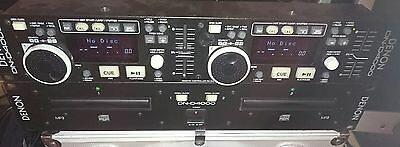 Denon Dn-D4000 Dual Cd Player with mp3 compatibility - good condition