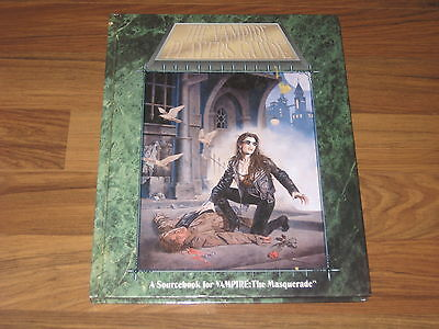 Vampire The Masquerade The Vampire Players Guide 2nd Edition Hardcover WW2206