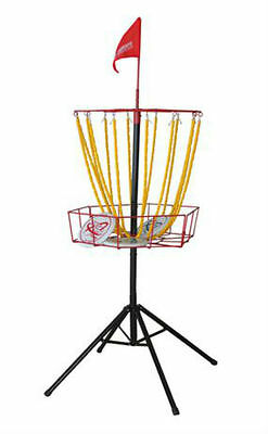 Easy portability and storage Disc Golf Target Set