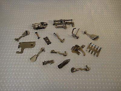 Antique Vintage 1901 Singer Sewing Machine Parts Lot