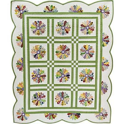 LITTLE DRESDENS QUILT QUILTING PATTERN, from Clothesline Quilts, *NEW*