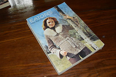 EATON'S 1975 Fall & Winter  Catalog