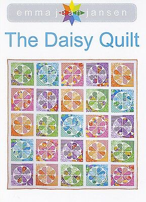 THE DAISY QUILT QUILTING PATTERN, From Creative Abundance NEW