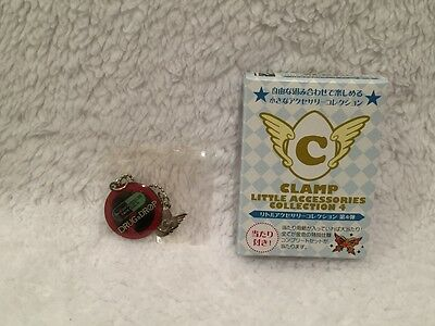 CLAMP Drug & Drop Little Accessories Collection 2013 Part 4 Keychain Charm Strap