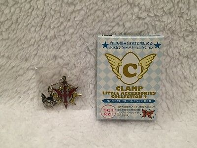 CLAMP Tsubasa Reservoir Chronicle Little Accessories Collection Part 4 Keychain