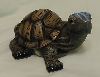 Turtle Figurine 3 1/4 Inches Tall