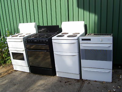 Westinghouse  (Electrolux, Chef, Simpson) upright 540mm electric stove