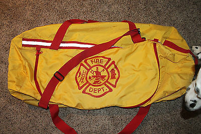 Large Fire Department Gear Bag