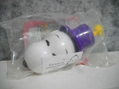 Wendy's 2000 Snoopy Kids Meal