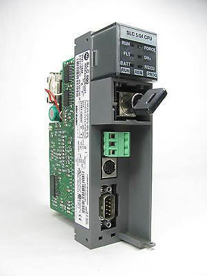 Allen Bradley, SLC 500, 1747-L542, SER C, Processor, Works Great, No Front Door