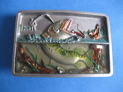 Fishermans   Belt Buckle  (B23)