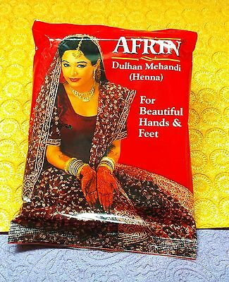 HAIR COLOR Afrin  henna powder for haircare hair color 100 gm Natural ,Herbal