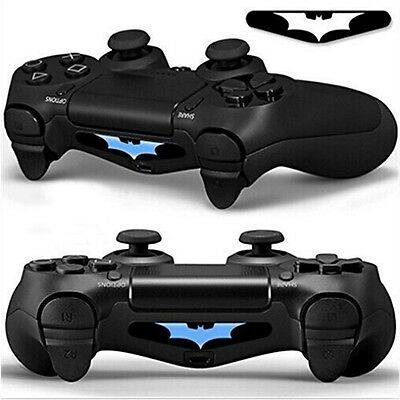 LED Light Bar Sticker Decal for PS4 Playstation 4 Controller Skin Cover Decals