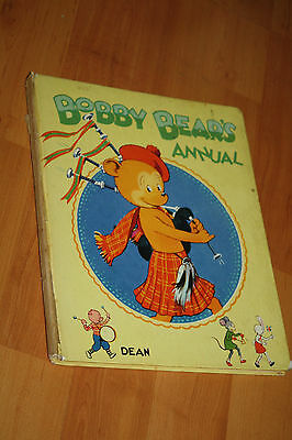 Collectable Bobby Bear's annual children's stories